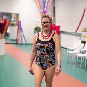 Anita Modeschau bei Dopper Saarbrücken 10.03.2020